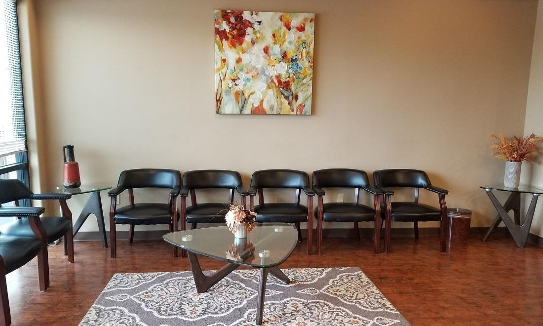 Our Waiting Area | Dentist in Rockwall TX