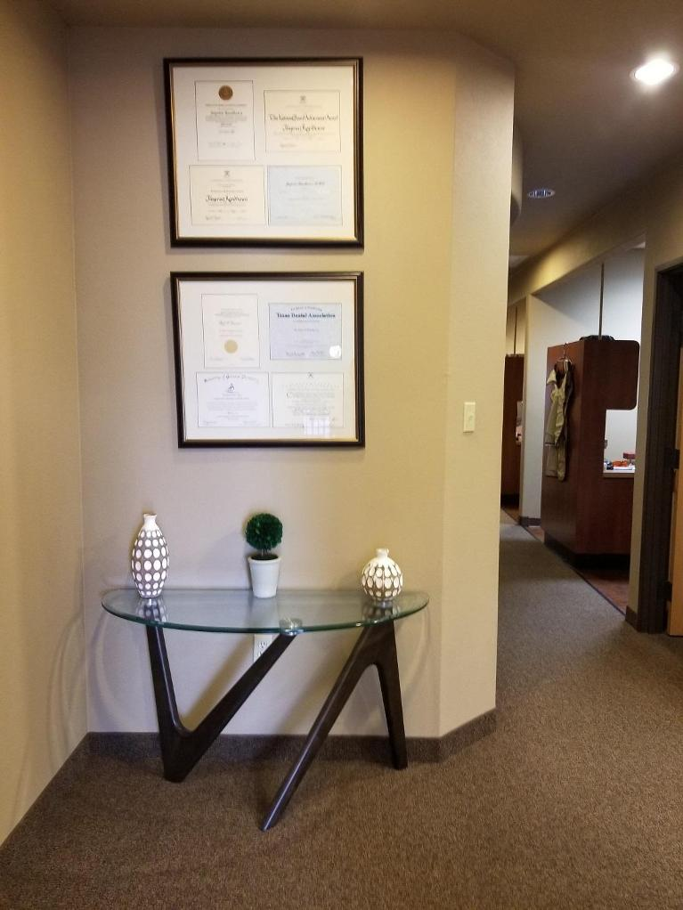 Dentist in Rockwall TX Office